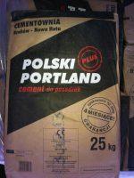 Cement do posadzek Portland Kraków Nowa Huta Wieliczka
