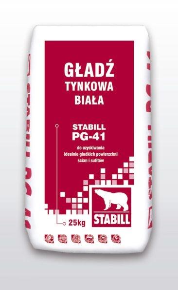 Gładź tynkowa Stabil Wieliczka